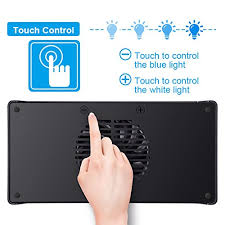 Easy to operate via Touch Control