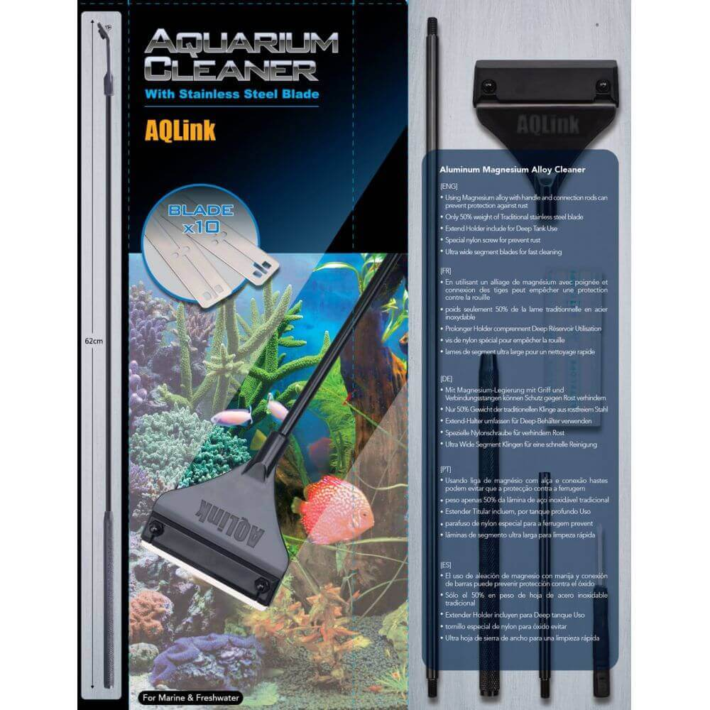 CoralBox AQLink Cleaner
