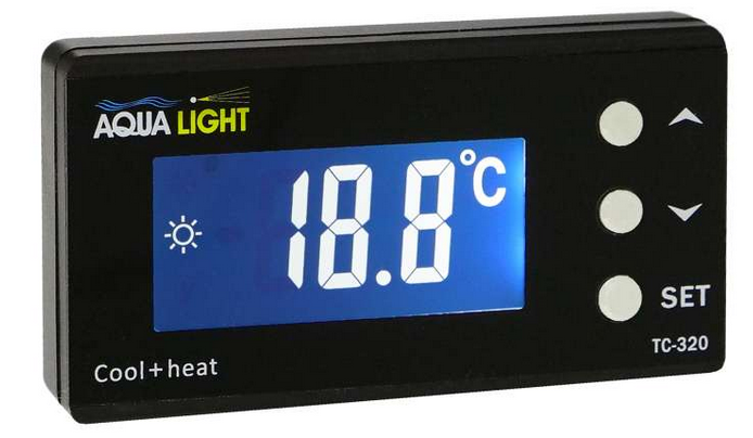 aqua light temperature controller tc 320 controller