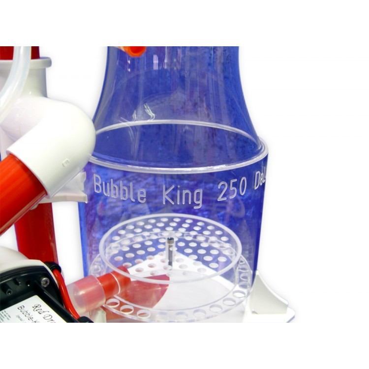 Bubble King 250 de Luxe internally : -