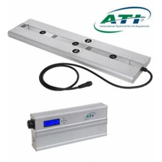 ATI LED Hybrid + T5 combination lighting
