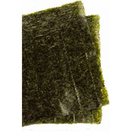 Nori (seaweed) leaves