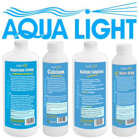 AQUALIGHT water care