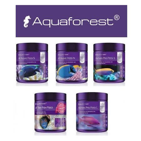 AquaForest Fish & Coral Nutrition