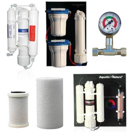 Aquatic Nature osmosis devices & parts
