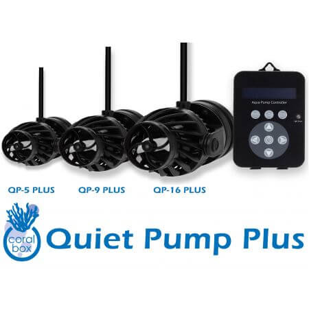 Coral Box Quiet Pump Plus Wavemakers