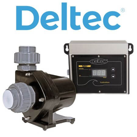 Deltec E-flow pumps