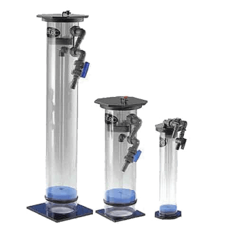 Deltec media reactors / Fluidized bed filters