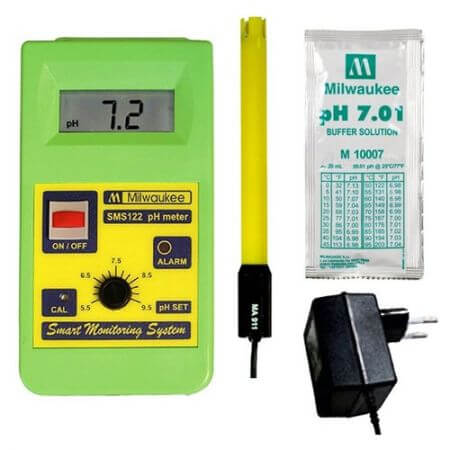 Milwaukee water quality measuring instruments