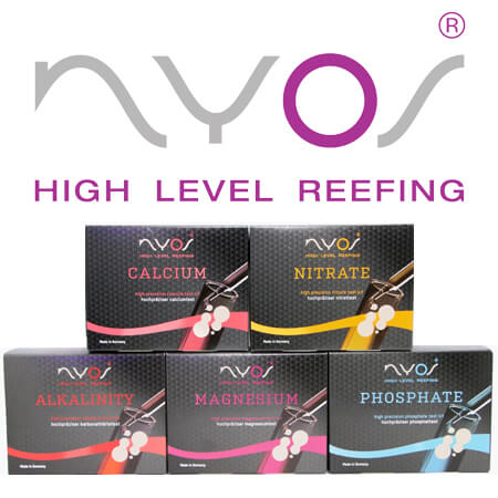 NYOS water quality testers