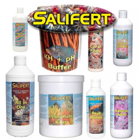 Salifert water care