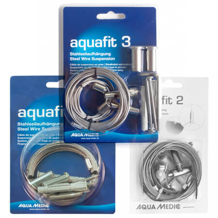 Aqua Medic aquafit wire rope suspensions