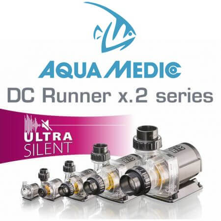 Aqua Medic DC Runner X.2 lifting pumps