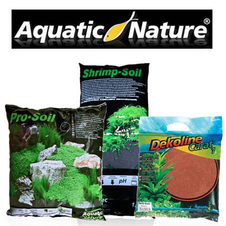 Aquatic Nature freshwater soil