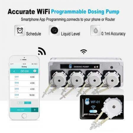 Coral Box WIFI dosing pump
