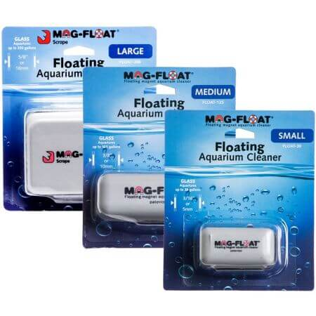 Mag-Float floating algae magnets