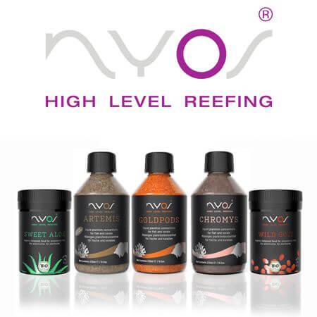 Nyos Fish feed