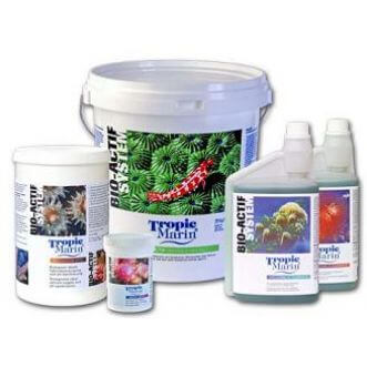 Tropic Marin water care