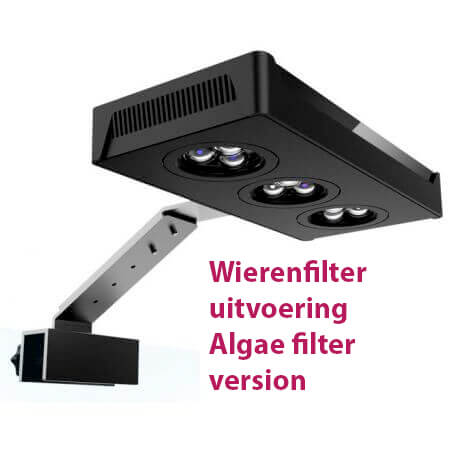 ASAqua no5 NANO LED alga filter lighting