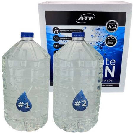 ATI Absolute Ocean 2 x 10.2 Ltr. / 8.3 x concentrated sea water