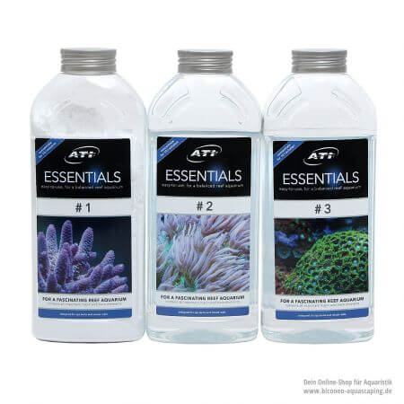 ATI  Essentials set 3 x 500ml.