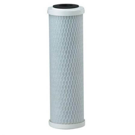 Active carbon filter insert cartridge for osmosis systems 190 - 1500 l / day