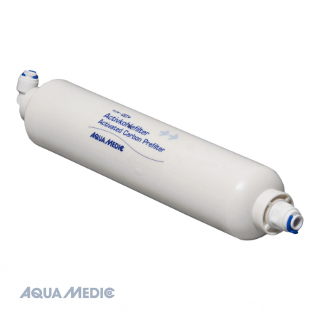 Aqua Medic Activated carbon prefilter w. fittings
