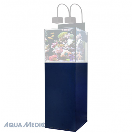 Aqua White Cubic Stand