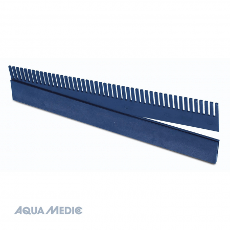 Aqua Medic Overflow comb with holder 32 cm