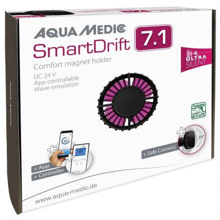 Aqua Medic SmartDrift 7.1 series WiFi flow pump