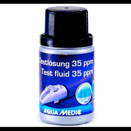 Aqua Medic Test liquid 35 ppm for refractometer 60 ml