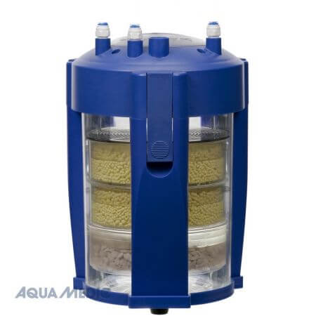 Aqua Medic Sulfur Nitrate Reducer SN blue