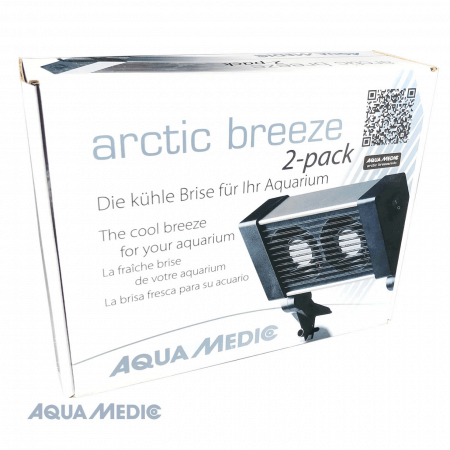 Aqua Medic arctic breeze 2-pack