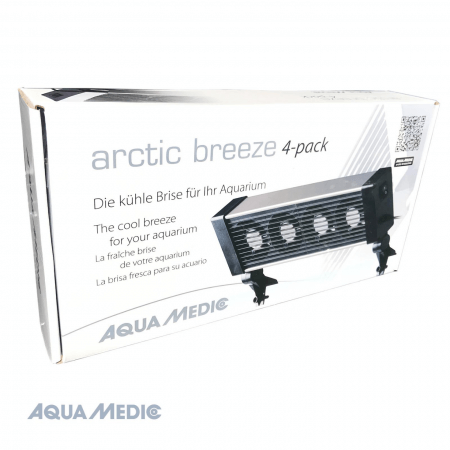 Aqua Medic arctic breeze 4-pack
