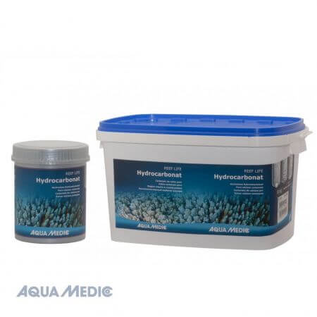 Aqua Medic hydrocarbonate 1 l tub/1 kg medium (c. 0.25 gal)