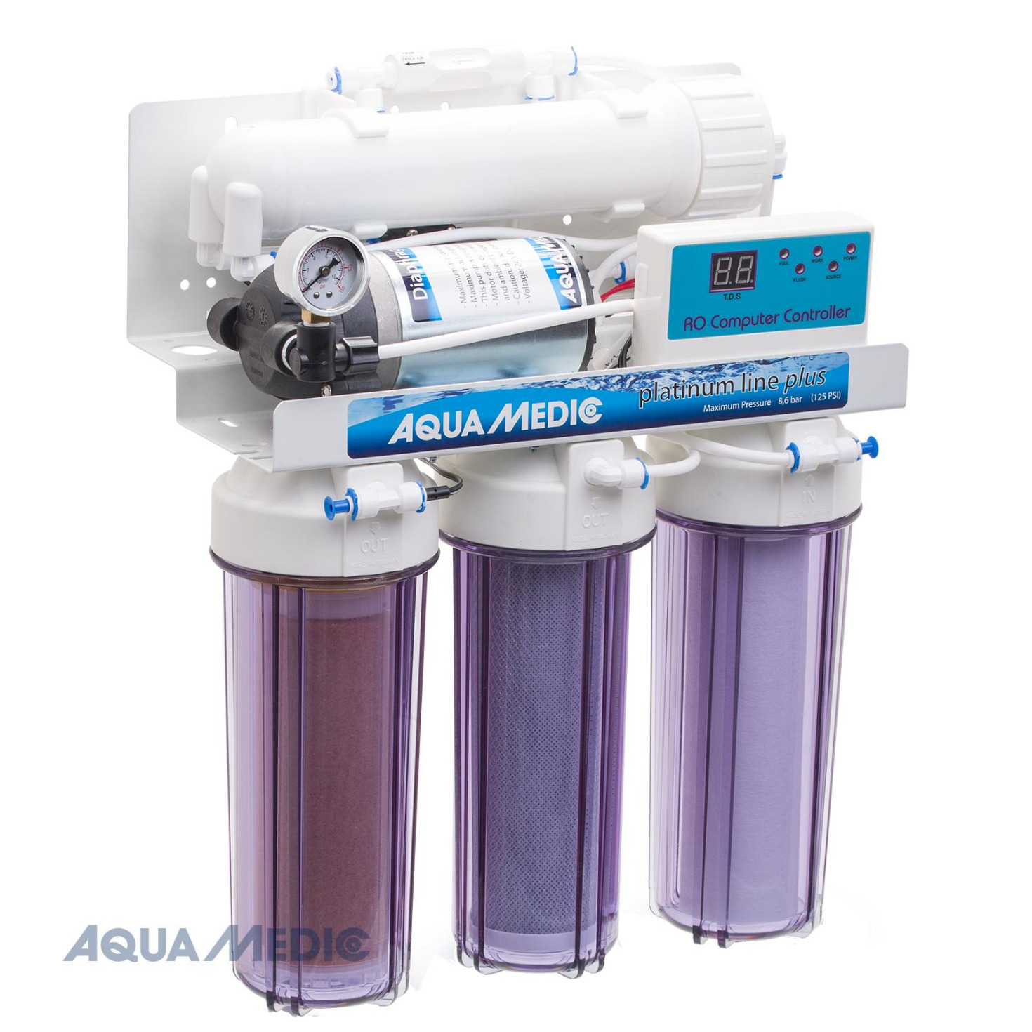 Aqua Platinum line more