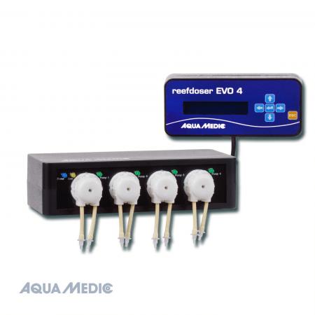 Aqua Medic EVO 4 dose dispenser