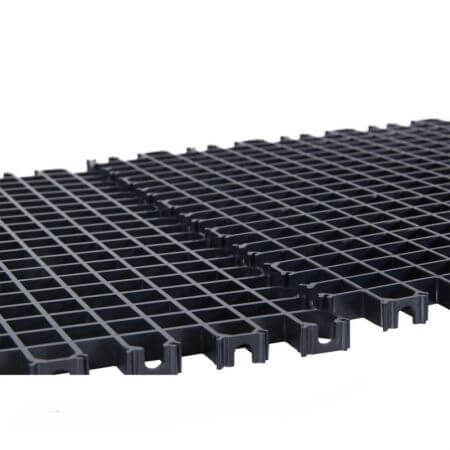 AquaHolland Frag grid 60 x 30 x 1.3 cm (Black)