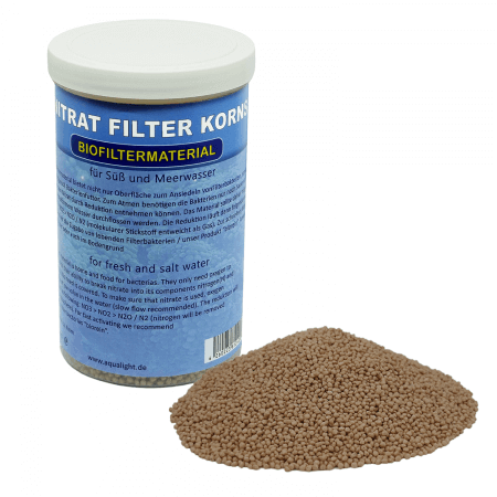 AquaLight Nitrate-degrading filter granules