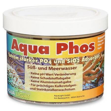 AquaLight PHOS - Phosphatbinder fine (0,5 - 2 mm) 500ml