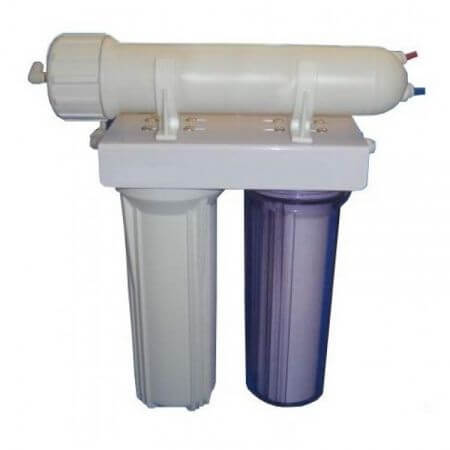 AquaPro 50S osmosis 180ltr. with sediment and carbon filter
