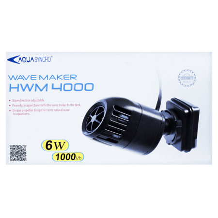 AquaSynchro Wavre 4000 flow pump 1000 l / h