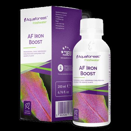 Aquaforest Iron Boost 200 ml.