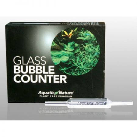 Aquatic Nature CO2 GLASS BUBBLE COUNTER image