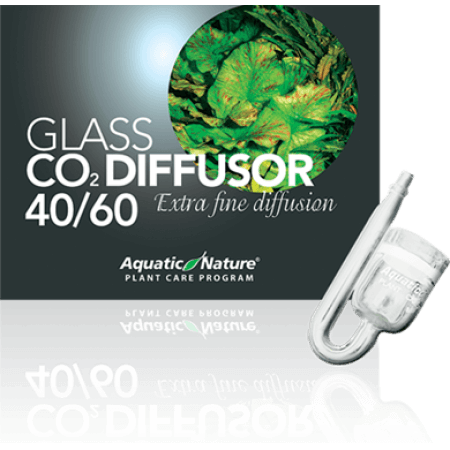 Aquatic Nature CO2 GLASS DIFFUSOR 40 / 60