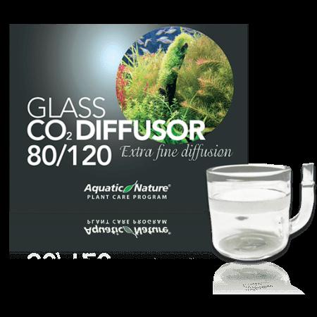 Aquatic Nature CO2 GLASS DIFFUSOR 80/120