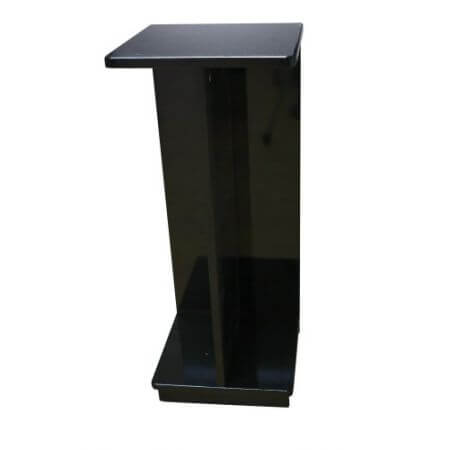 Aquatic Nature COCOON cabinet soft black