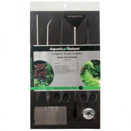 Aquatic Nature Complete gardening Set - 7 pieces