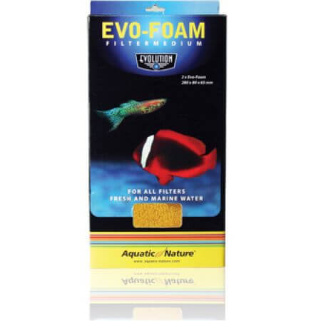 Aquatic Nature EVO - FOAM Filter medium