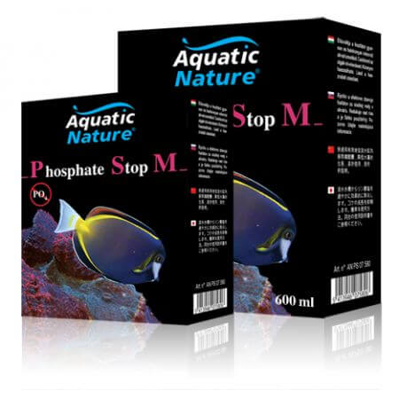 Aquatic Nature PHOSPHAT STOP M SEAWATER 600 ML